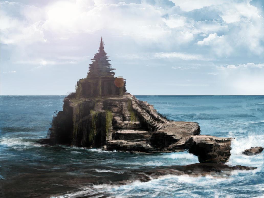 Water Temple by kokaInum