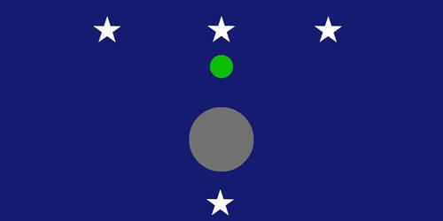 Flag of Tau Ceti G Version 1
