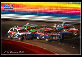 1300 Stock Cars