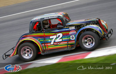 Glenn Burtenshaw by gridart