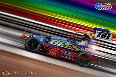 Shaun Brooker 2012 by gridart