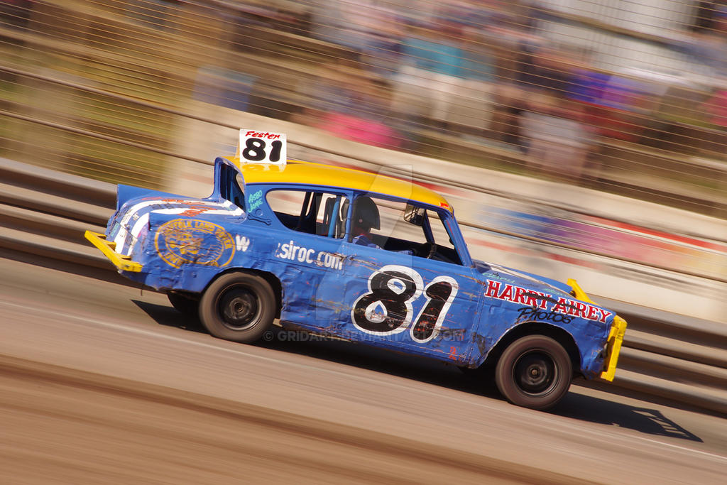 Historic stock car by gridart on deviantart for Stock car a couture 2015