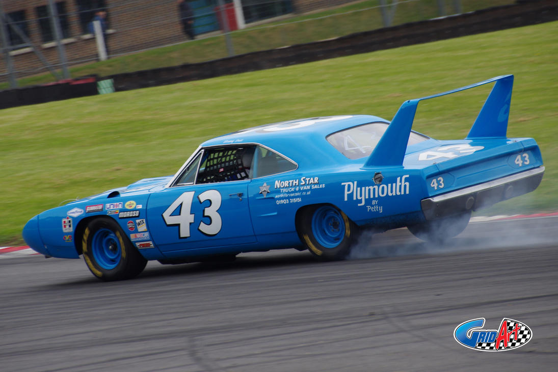 Nascar Plymouth Superbird By Gridart On Deviantart