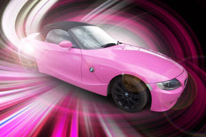 BMW in the PINK