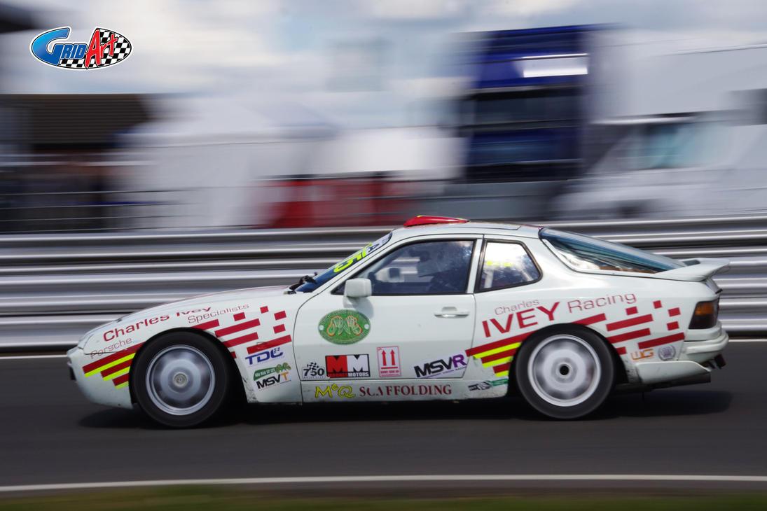 Trackday Porsche by gridart