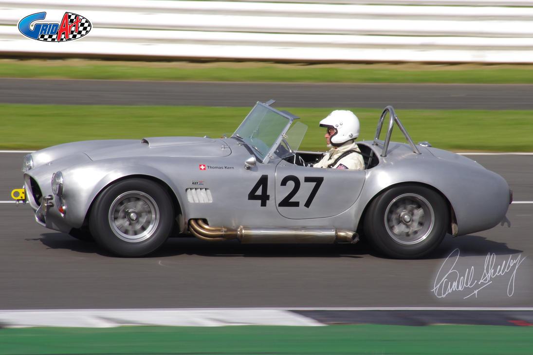 Shelby Cobra by gridart