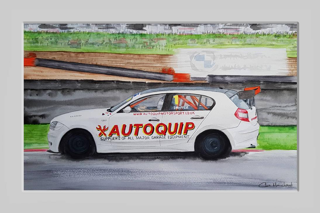 Matt Swaffer BMW 120 by gridart