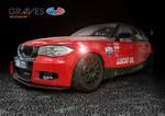 BMW 130i Graves Motorsport