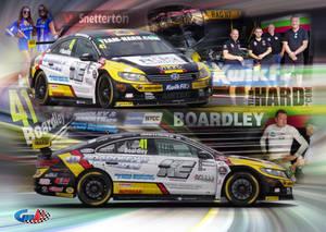 BTCC Carl Boardley Motorsport