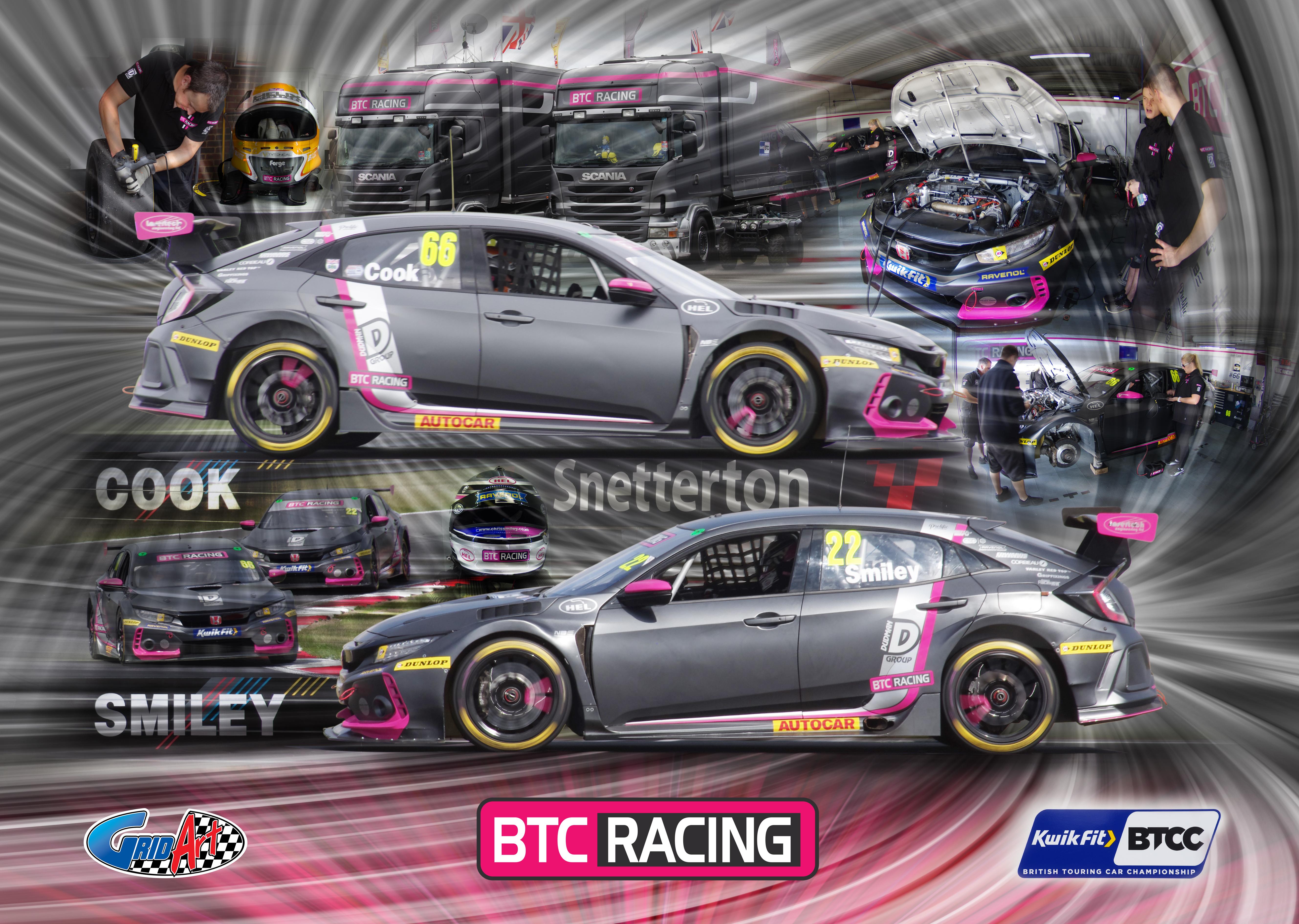 BTC Racing - BTCC 2019