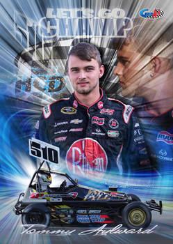 Tommy Aylward - Superstox Racer