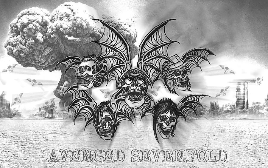 A7X Wallpaper By Mac2007