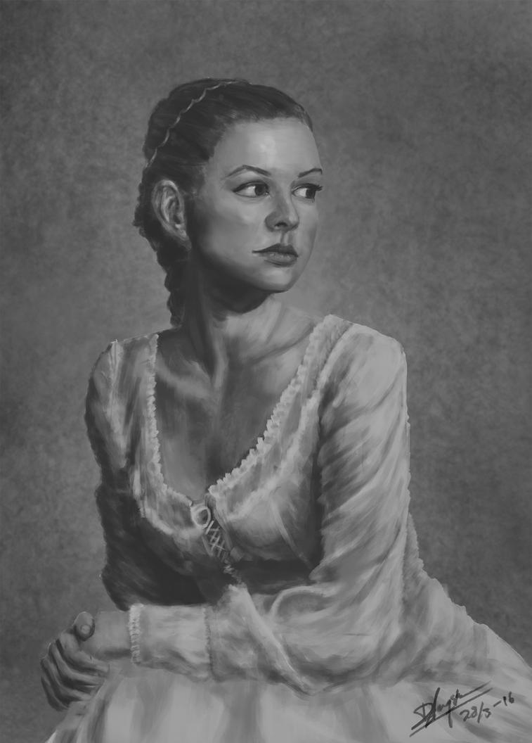 Portrait 160328 by HAXXFLAXX