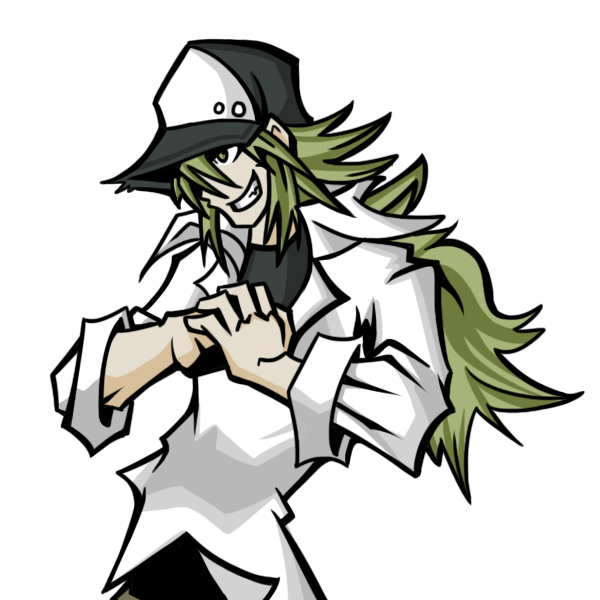 Alternately Hes A Villain From Another Game