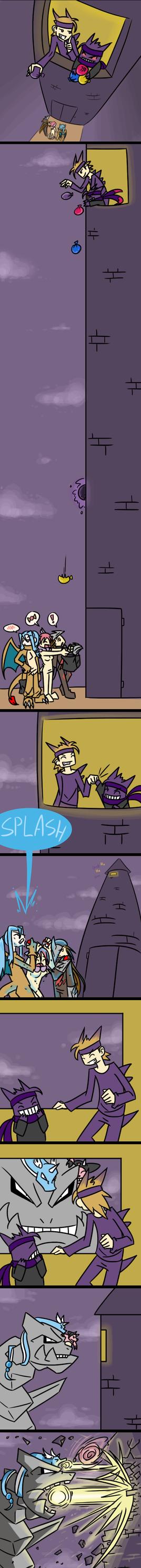 Morty's Hell-o Tricks by DrawFag159381