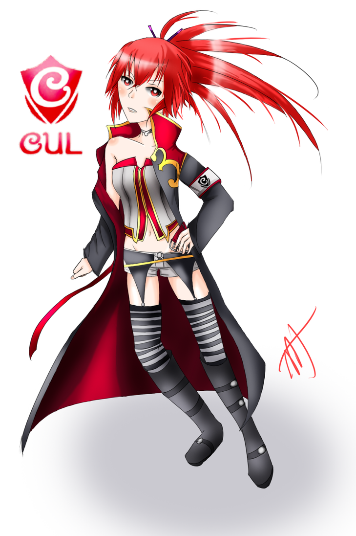 Vocaloid 3 CUL by Crimson-Strength