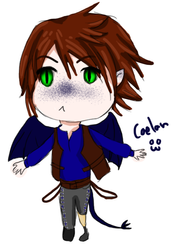Adorable Caelan by Crimson-Strength