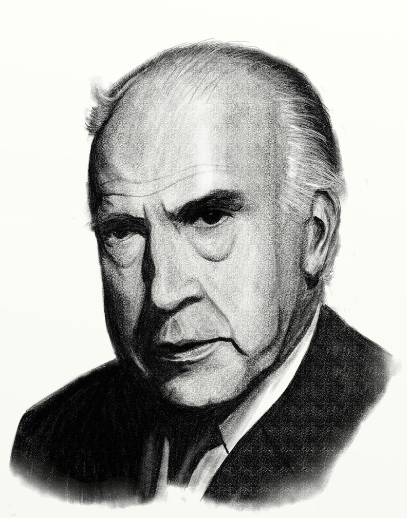 Niels Bohr by Scheherazade2c on DeviantArt