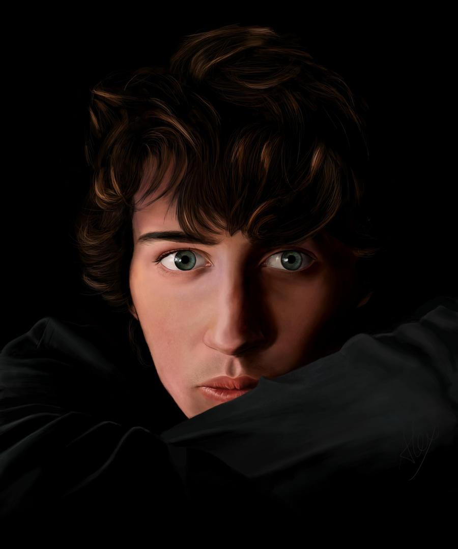 PP3 - Portrait 2 by Scheherazade2c