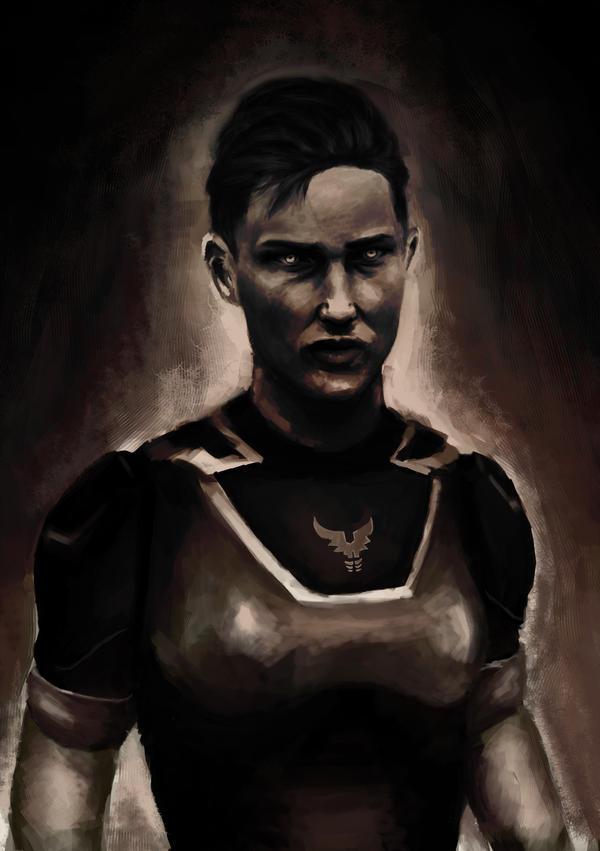 Dark. Angry. The hero. by itsrainbowman