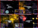 Klingon Battleship 1