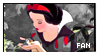 Snow White Stamp by DragonKimono