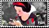 Snow White Stamp by DragonKimono