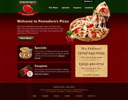 Pomodoro's Pizza by drarock