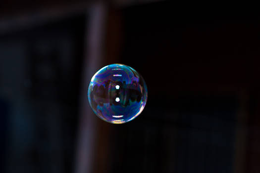 Focused bubble