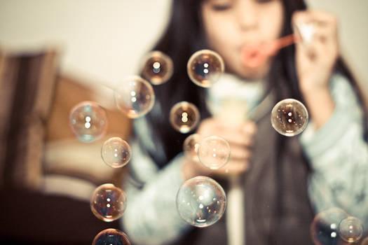 Bubbling around