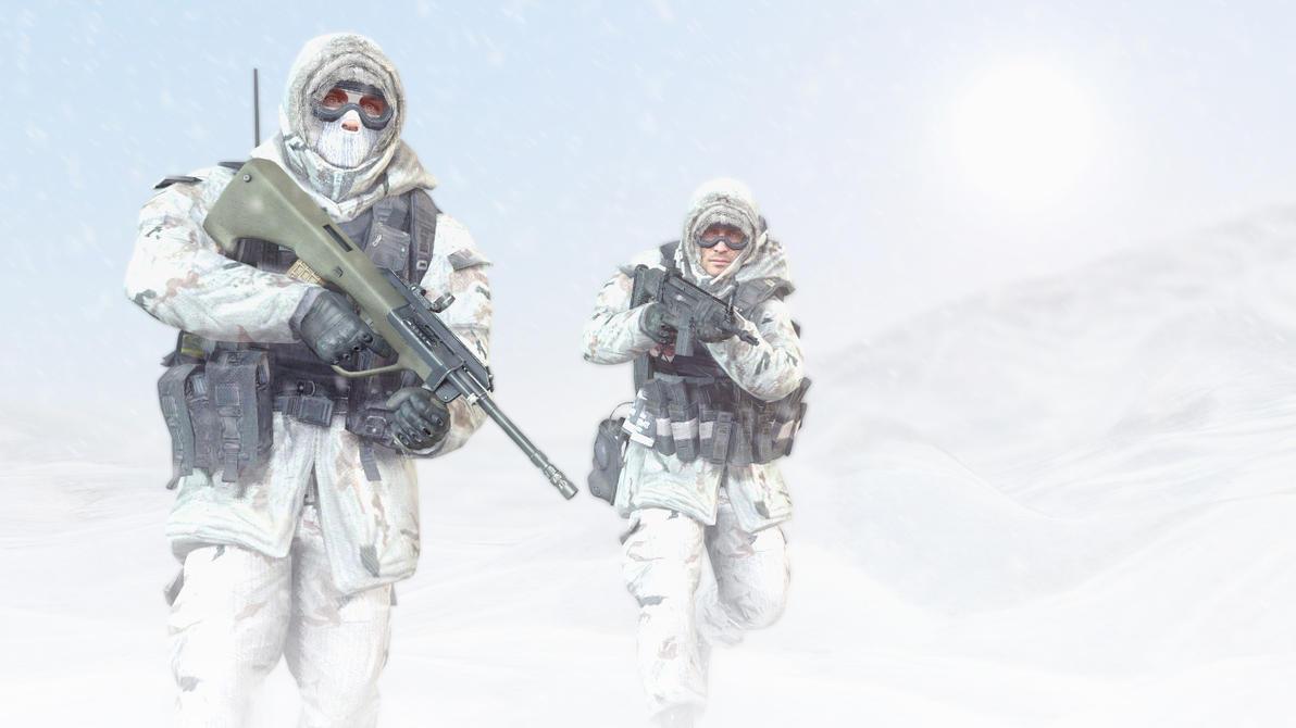 GMod Winter by TheMegarinat