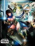 StarWars Comic Poster