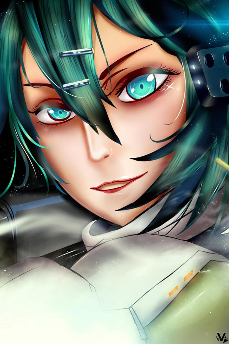 Shinon Sword Art Online 2 by VinceDeNighthawk