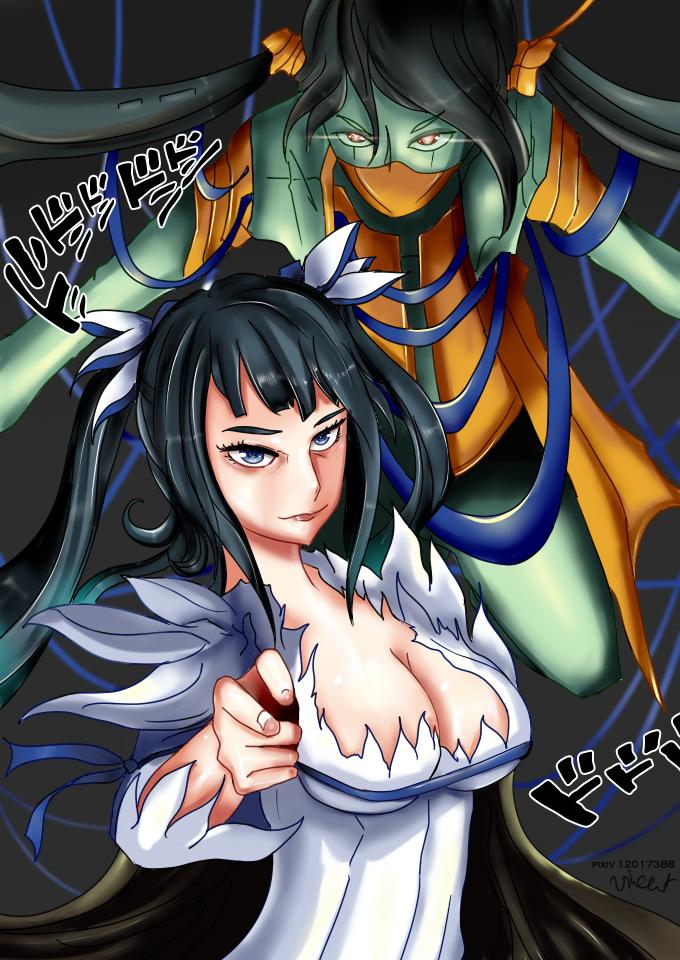 Hestia's Bizarre Adventure by VinceDeNighthawk