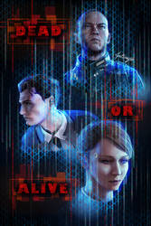 Detroit: Become Human...or not... by 4rtemis-mijan