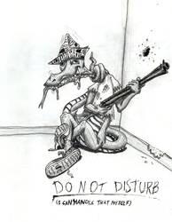Do Not Disturb by LarcenVII