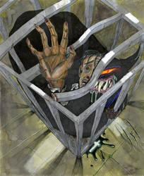 Skillet - Monster Tribute Piece by LarcenVII