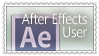 After Effects CS6 user stamp by awesomes8wc3