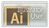 Illustrator CS6 user stamp by awesomes8wc3