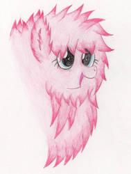 Fluffle Puff Portrait