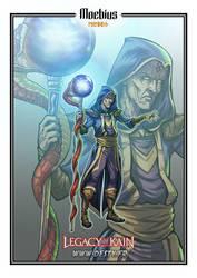 Legacy of Kain - WIP - Moebius by Destybox
