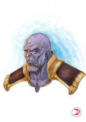 Thanos by Destybox