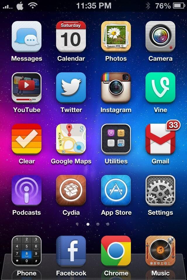 ayecon theme cydia desktop and mobile wallpaper wallippo
