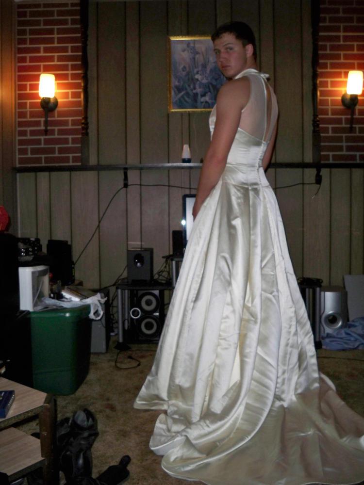 Crossdresser Wedding Gownwedding Dressesdressesss