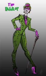 The Riddler Swaptober