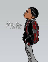 Misfit Logo Design