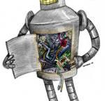 Futurama- Bender Bares All by femjesse