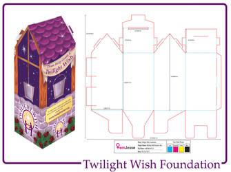TWF Wishing Well Donation Box by femjesse