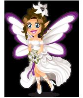 Bridal Fairy by femjesse