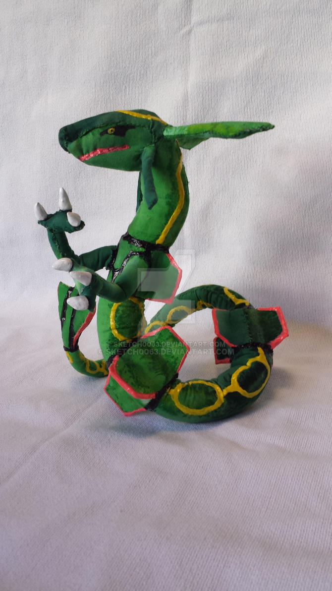 Rayquaza by Sketch0063